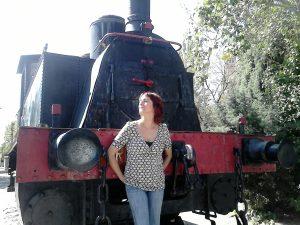 Sonia Molinero Martín El Tren de la Musa