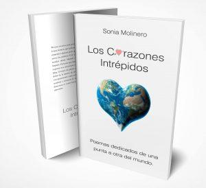 Libro de poemas los corazones intrépidos