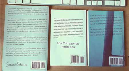 Ejemplos de contraportada de un libro